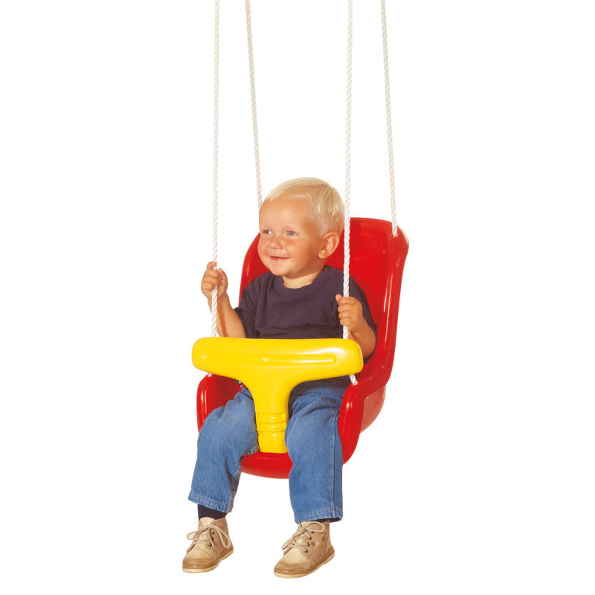 Babygynge høj ryg Vini Sport