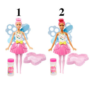 Barbie magisk sæbeboblefe