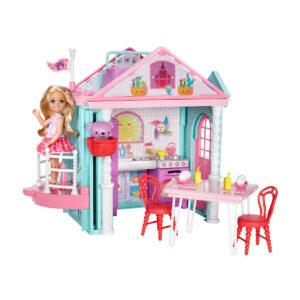 Barbie Chelsea hus