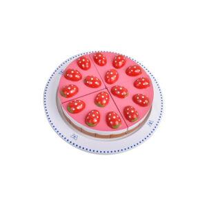 Mamamemo legemad jordbærtærte