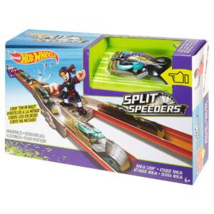 Hot Wheels Split Speeders Ninja Chop