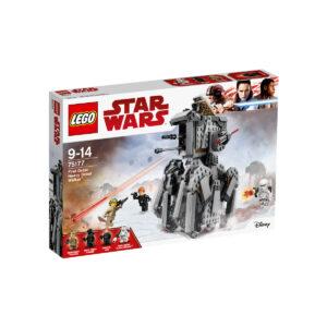 Lego First Order Heavy Scout Walker 75177