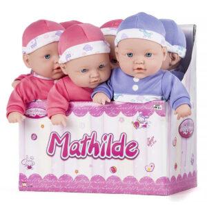 Mathilde soft dukke