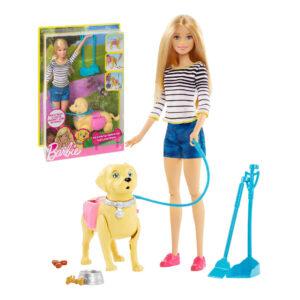 Barbie hundelufter
