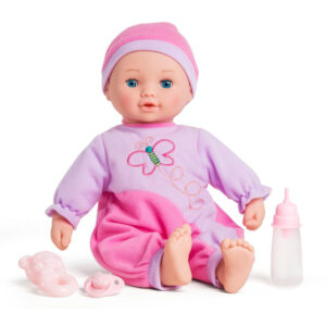 Eva beanbag dukke