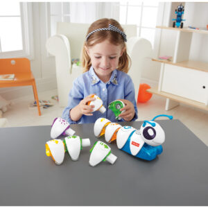 Fisher-Price Code-A-Pillar 1