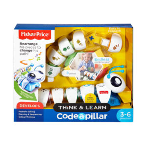 Fisher-Price Code-A-Pillar