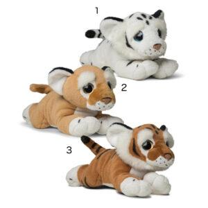 Liggende tiger eller løve