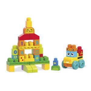 Mega Bloks Lær at tælle byggeklodser