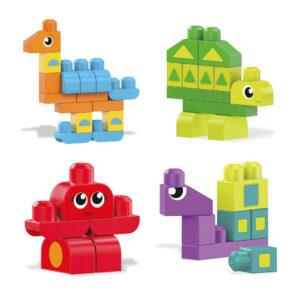 Mega Bloks figurbyggesæt