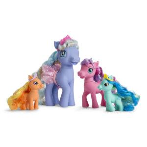 Princess Pony familiesæt