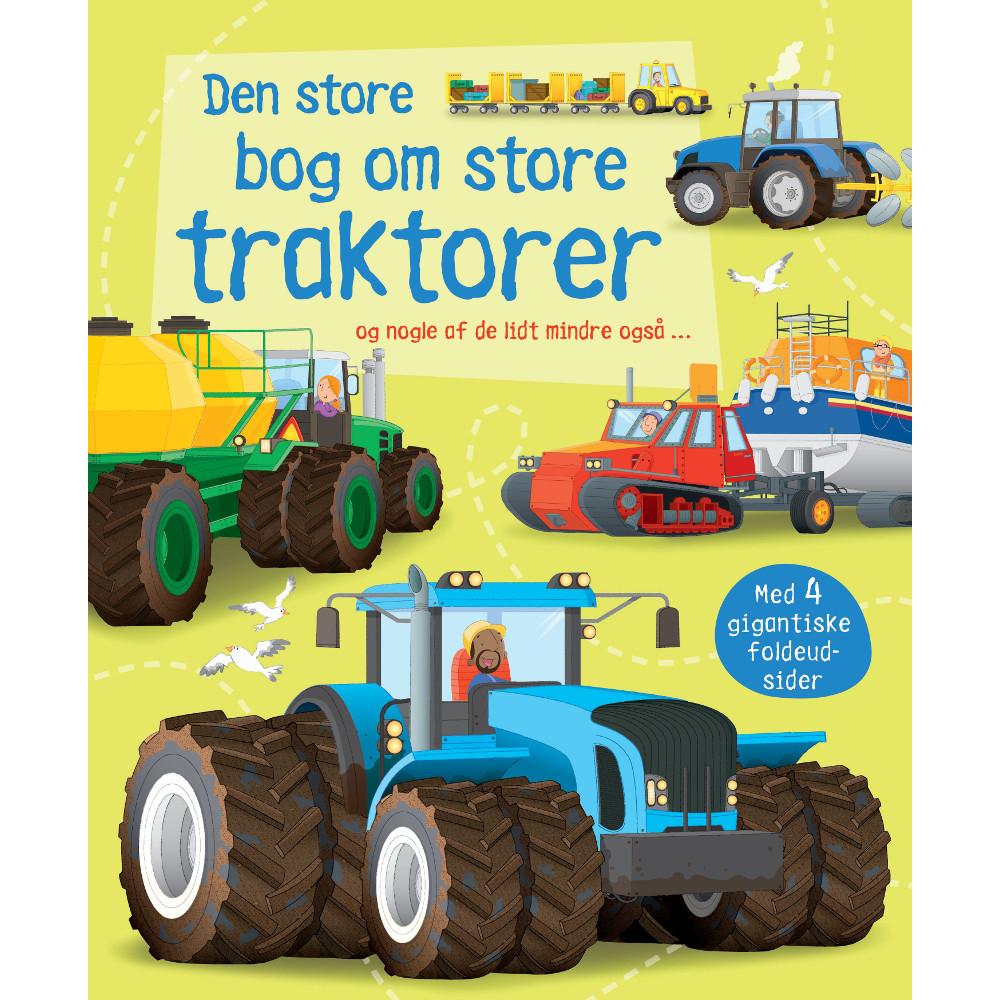 Den store bog om store traktorer