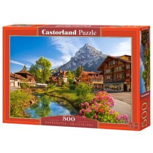 Alpe landsby