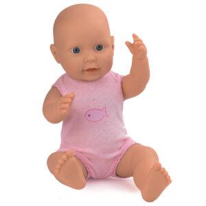 nyfødt pige