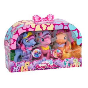 Pony Princes med tilbehør