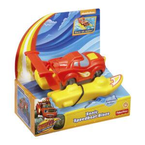 Blaze speedboat