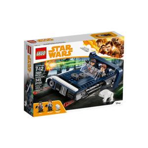 Han Solo Landspeeder
