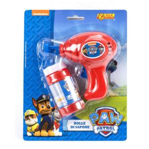 Paw Patrol bubble gun