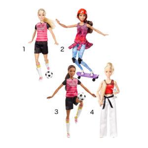 Barbie sport