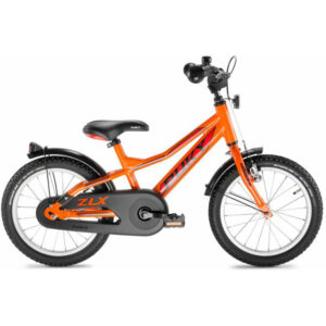 ZLX 16 ALU Legecykel orange