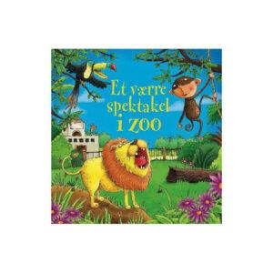 Et værre spektakel i zoo