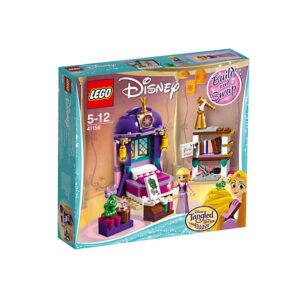 Rapunzels soveværelse på slottet