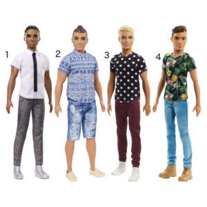 Barbie Ken 96023