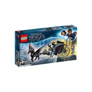 75951 Lego Gantastic beasts Grindelwalds flugt