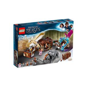 75952 Lego Fantastic beasts Newts kuffert med magiske væsner