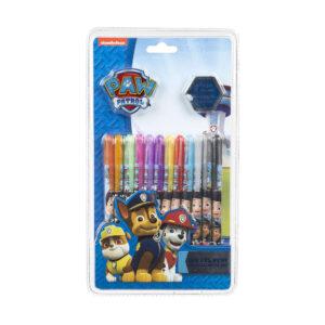 32707 Paw Patrol gel penne