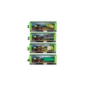 41805 - Claas traktor sæt med 4